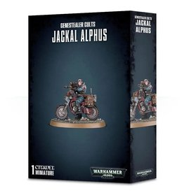 Warhammer 40K Genestealer Cults Jackal Alphus
