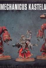 Warhammer 40K Adeptus Mechanicus Kastelan Robots