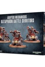 Warhammer 40K Adeptus Mechanicus Kataphron Battle Servitors Breachers/Destroyers
