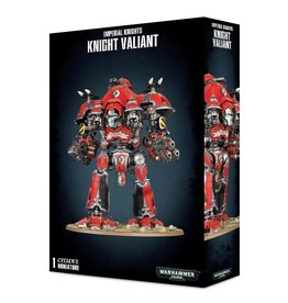 Warhammer 40K Imperial Knights: Knight Valiant