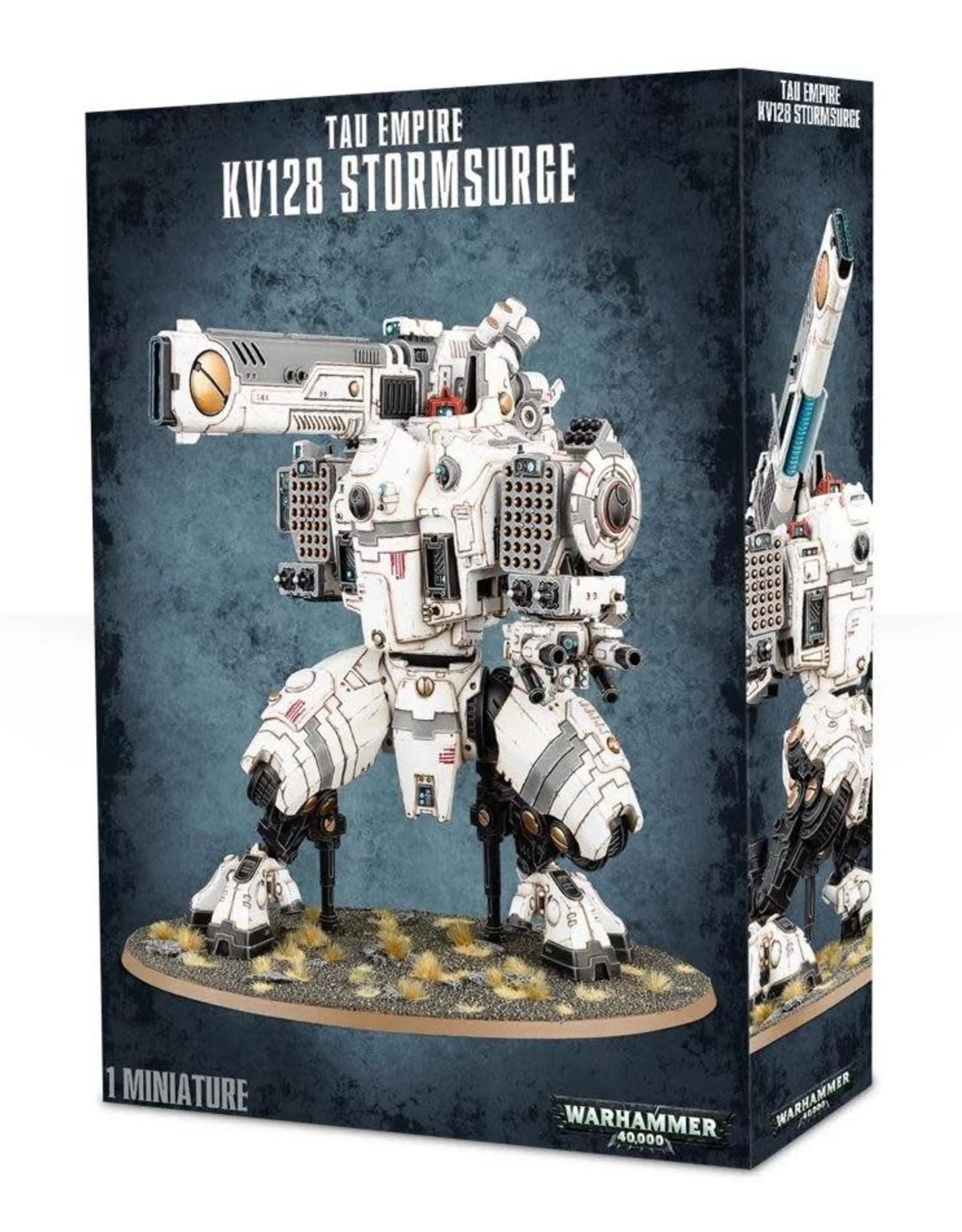 Warhammer 40K Tau Empire KV128 Stormsurge