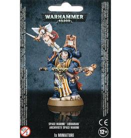 Warhammer 40K Space Marine Librarian