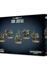 Warhammer 40K Ork Lootas/Burna Boyz