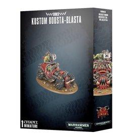 Warhammer 40K Orks Kustom Boosta-Blasta