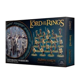 Lord of The Rings LOTR: Easterling Warriors