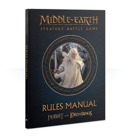 Lord of The Rings Middle-Earth SBG Rules Manual