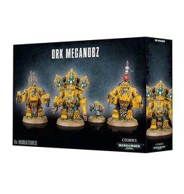 Warhammer 40K Meganobz/Big Mek in Mega Armour