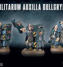 Warhammer 40K Militarum Auxilla Bullgryns