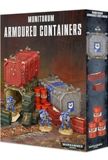 Warhammer 40K Munitorium Armoured Containers