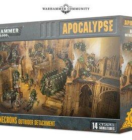 Warhammer 40K Necrons Outrider Detachment