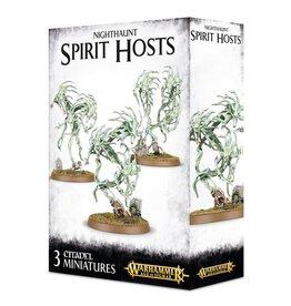 Age of Sigmar Nighthaunt: Spirit Hosts