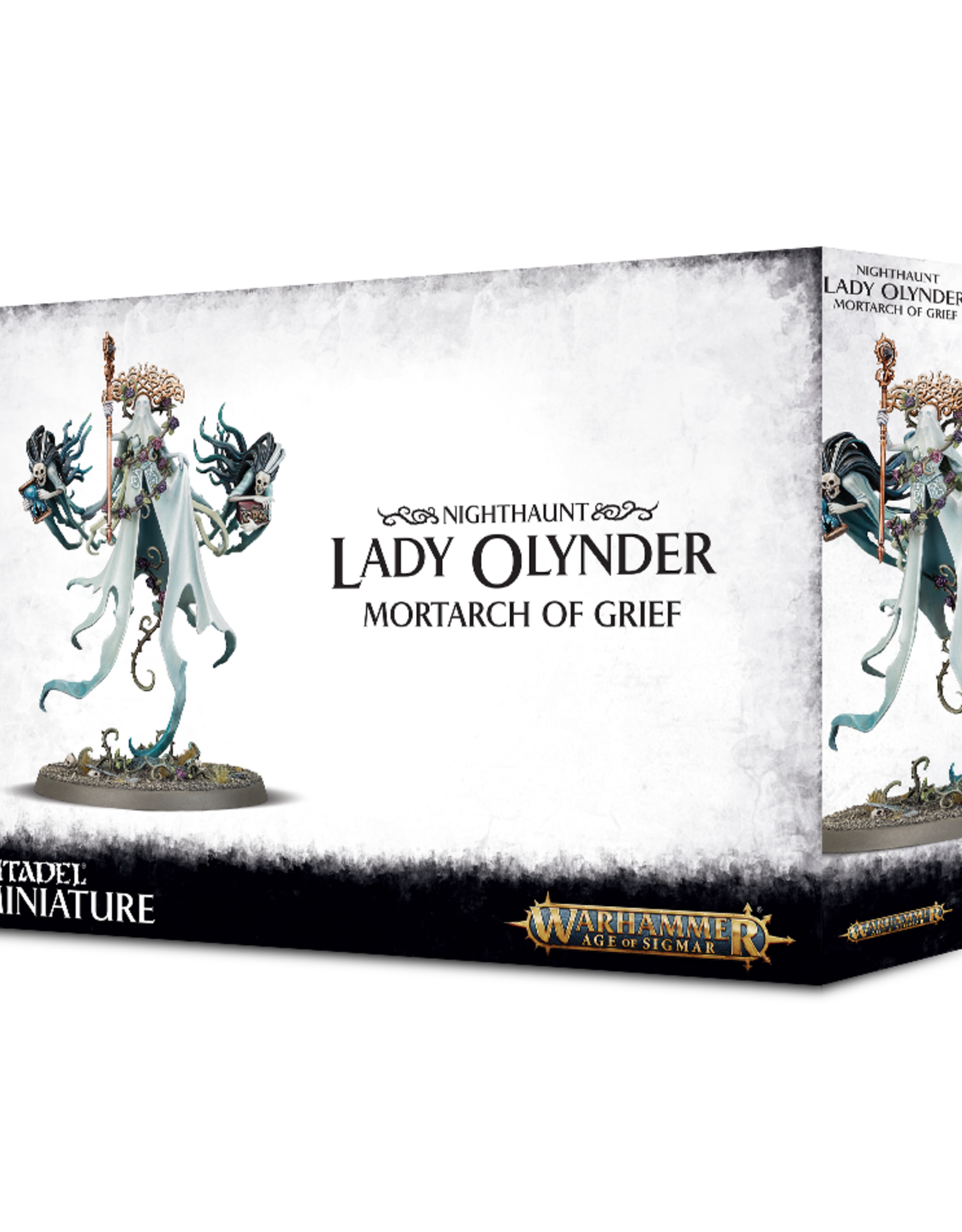 Age of Sigmar Nighthaunt: Lady Olynder