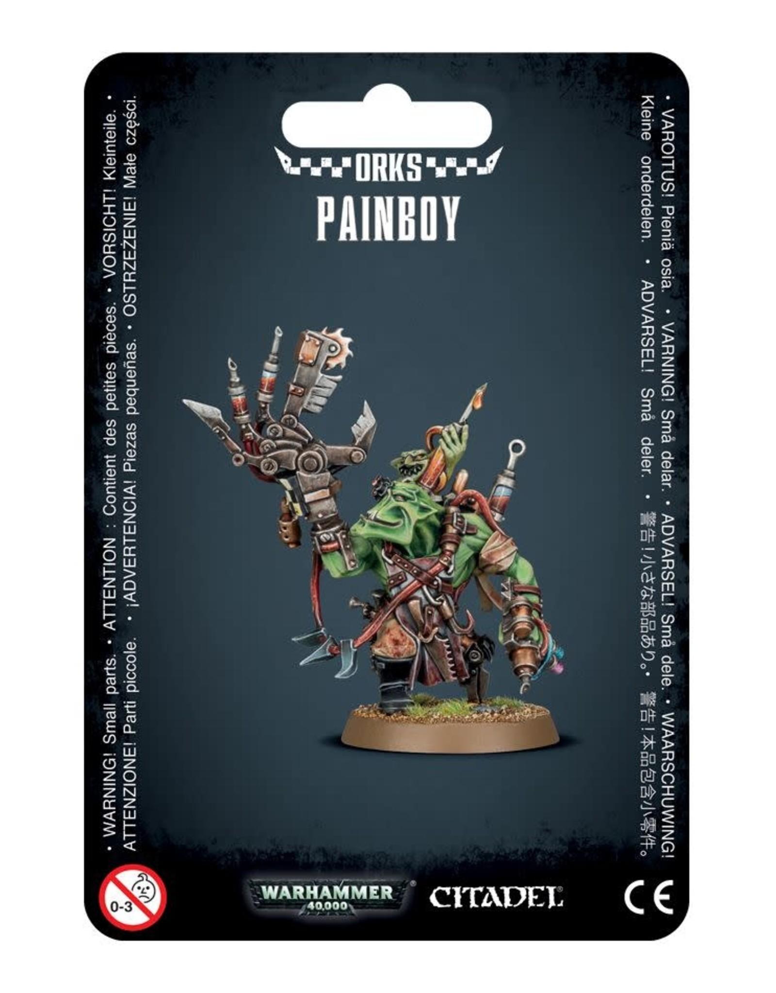 Warhammer 40K Orks Painboy