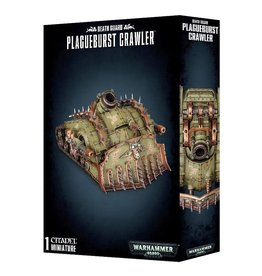 Warhammer 40K Death Guard: Plagueburst Crawler
