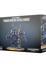 Warhammer 40K Primaris Invictor Tactical Warsuit