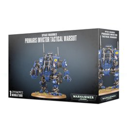 Warhammer 40K Primaris Invictor Tactical Warsuit