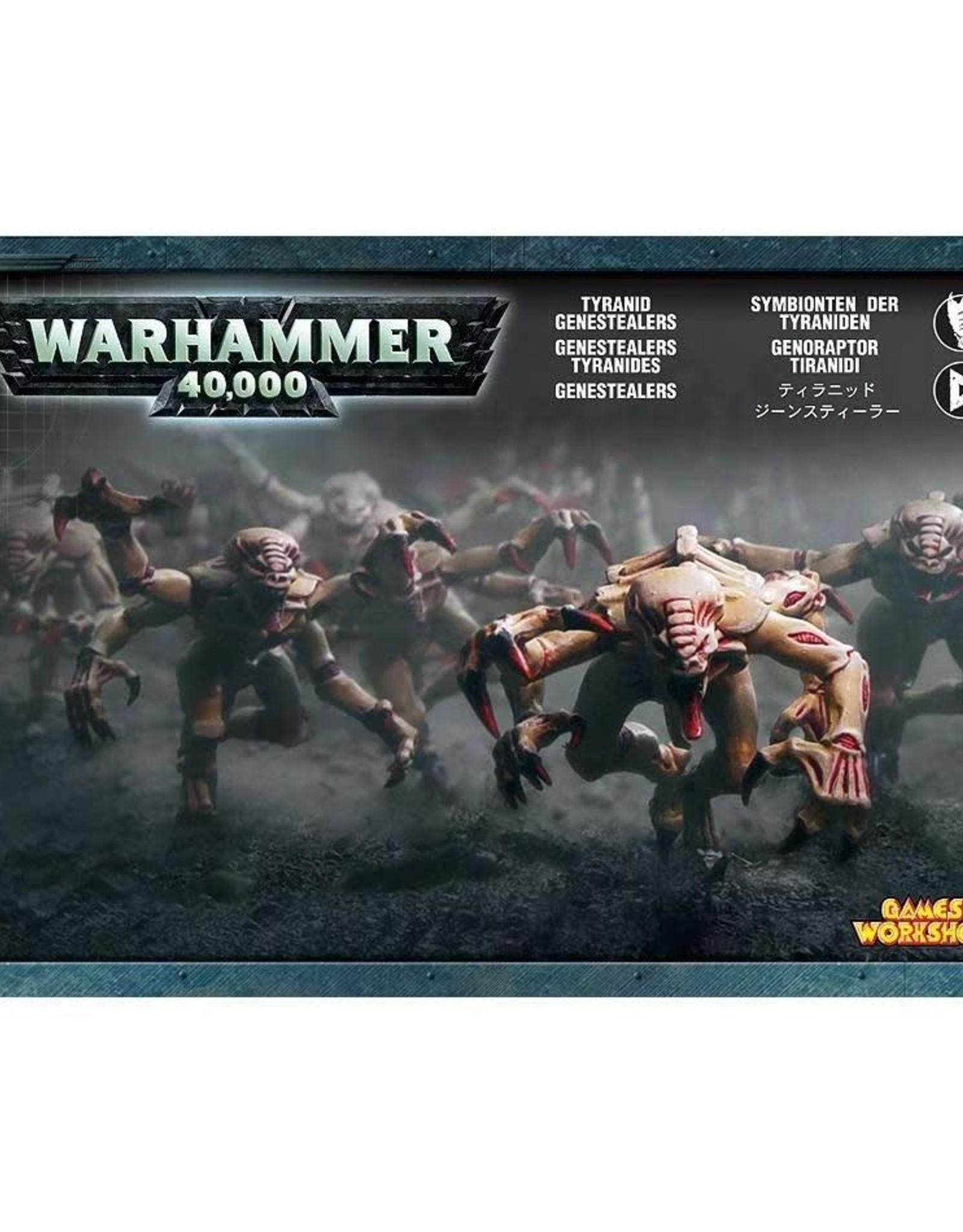 Warhammer 40K Tyranid Genestealers