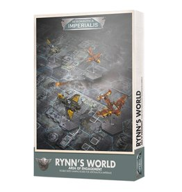 Aeronautica Imperialis Rynn's World: Area of Engagement
