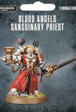 Warhammer 40K Blood Angels Sanguinary Priest