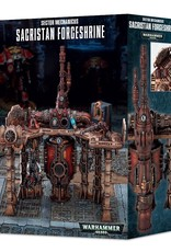 Warhammer 40K Sector Mechanicus: Sacristan Forgeshrine