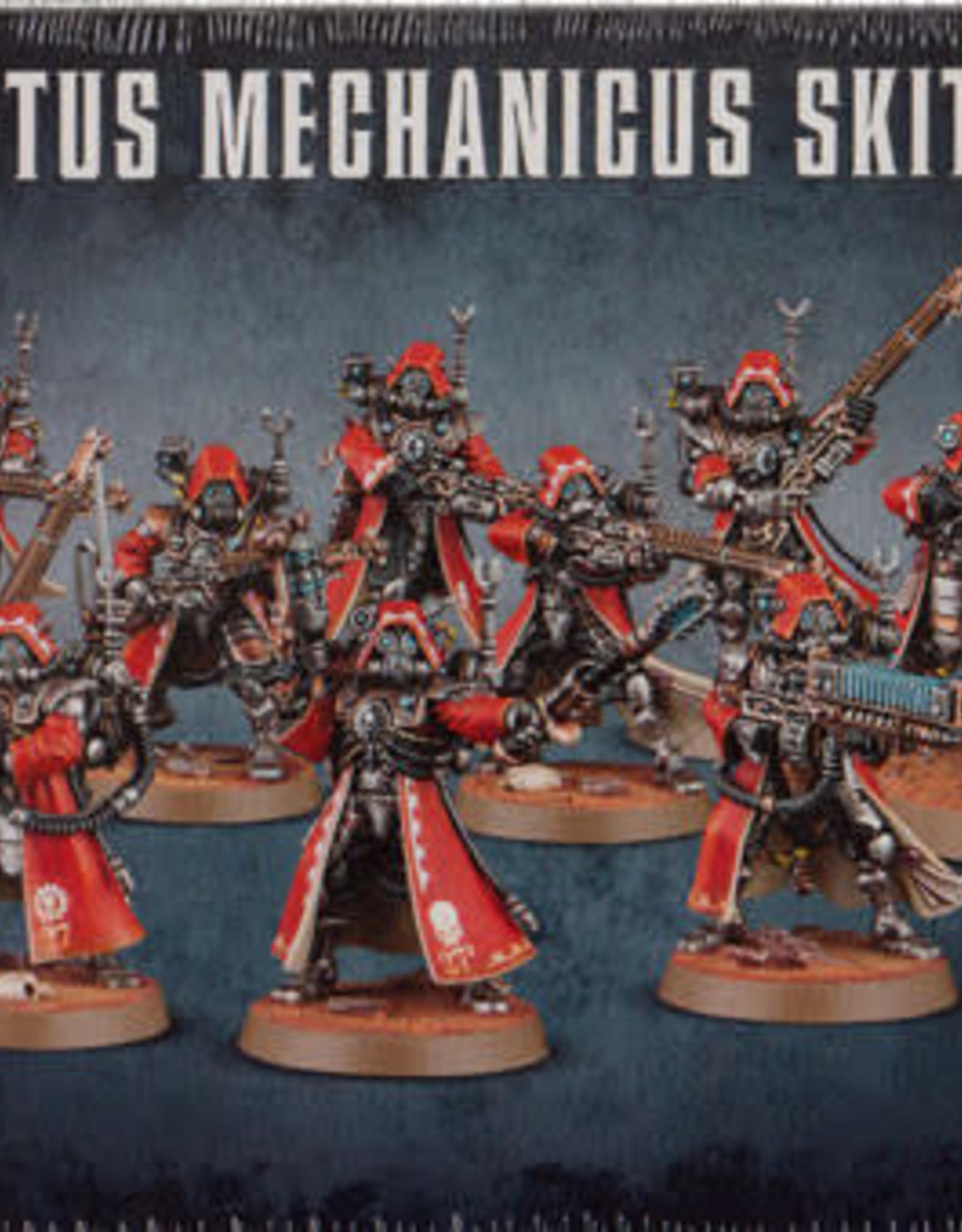 Warhammer 40K Skitarii Vanguard/Rangers