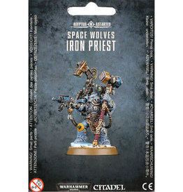 Warhammer 40K Space Wolves Iron Priest