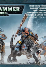 Warhammer 40K Space Wolves Thunderwolf Cavalry