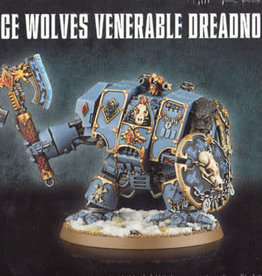Warhammer 40K Space Wolves Venerable Dreadnought