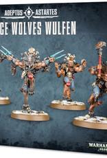 Warhammer 40K Space Wolves Wulfen