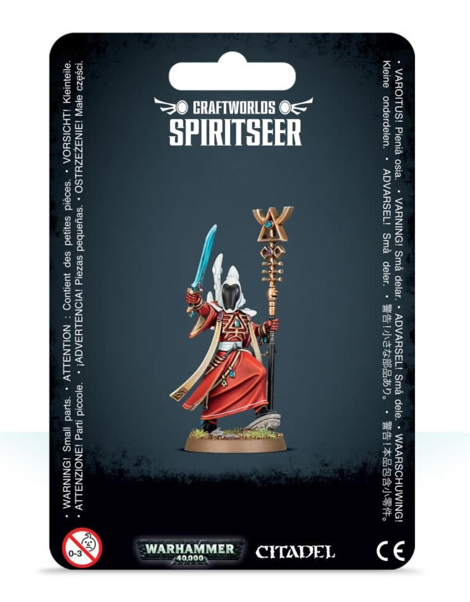 Warhammer 40K Craftworlds Spiritseer