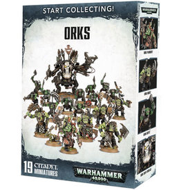 Warhammer 40K Start Collecting! Orks