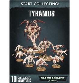 Warhammer 40K Start Collecting! Tyranids