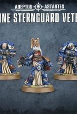 Warhammer 40K Space Marine Sternguard Veteran Squad