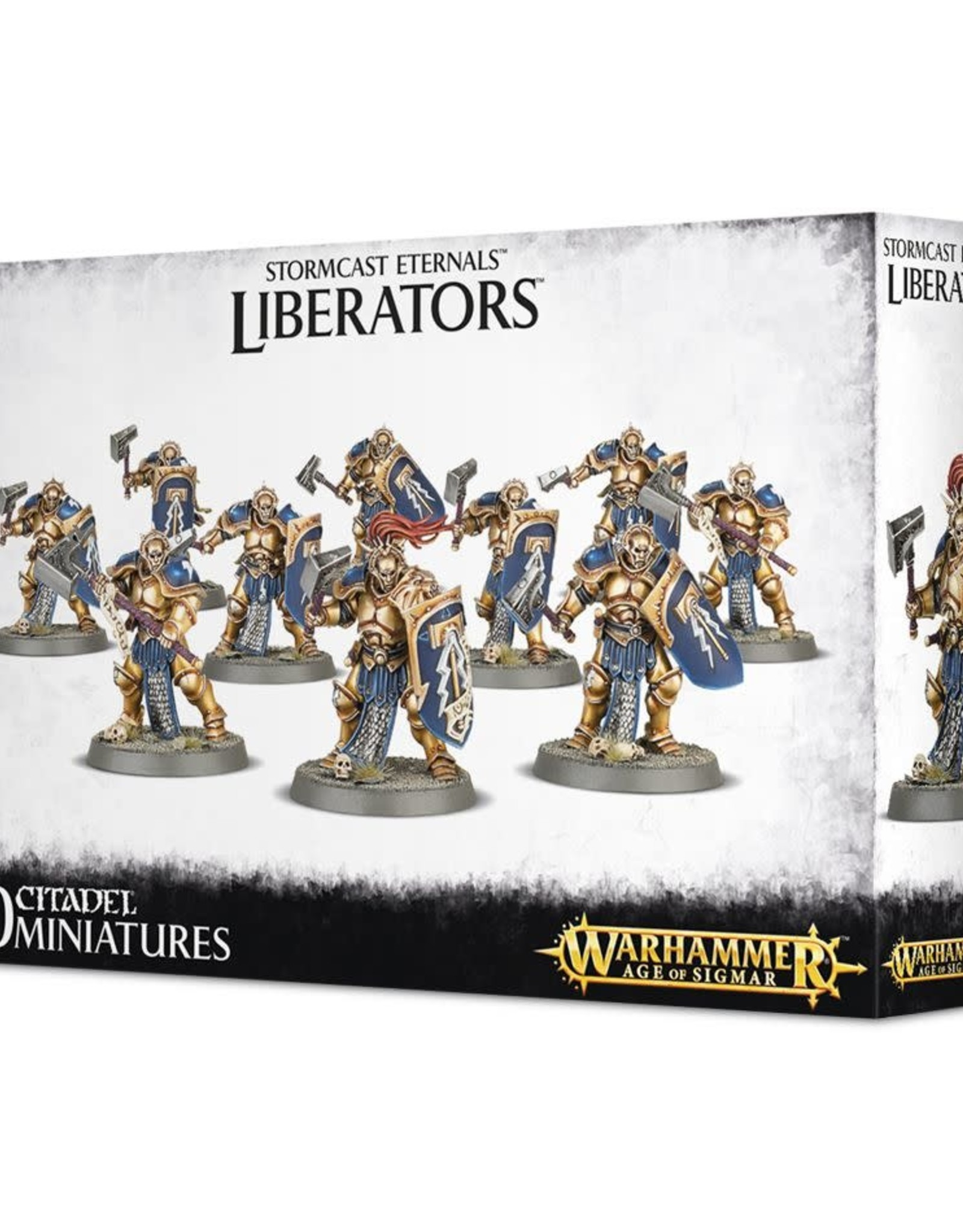 Age of Sigmar Stormcast Eternals Liberators