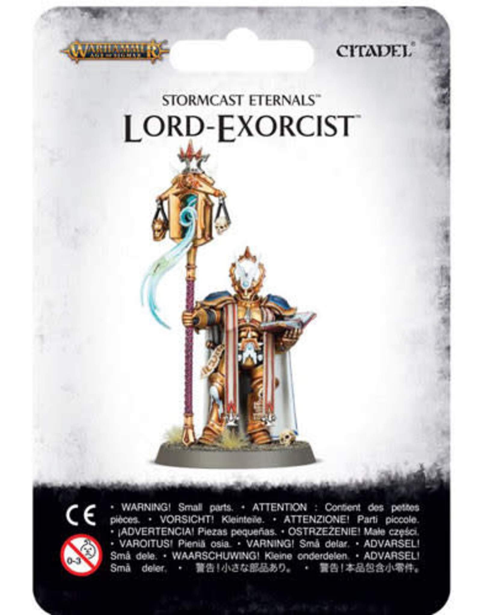 Age of Sigmar Stormcast Eternals Lord-Exorcist