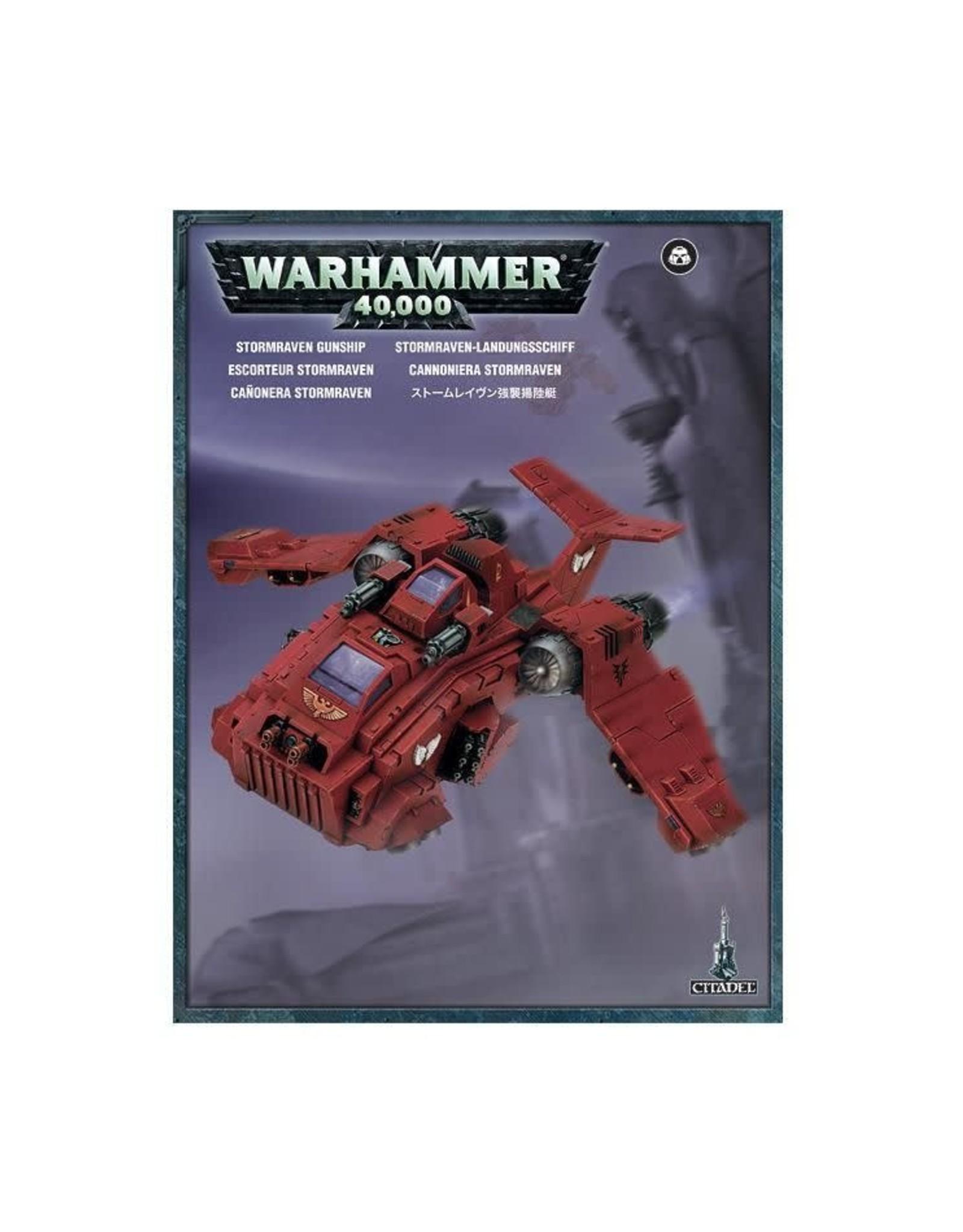 Warhammer 40K Stormraven Gunship
