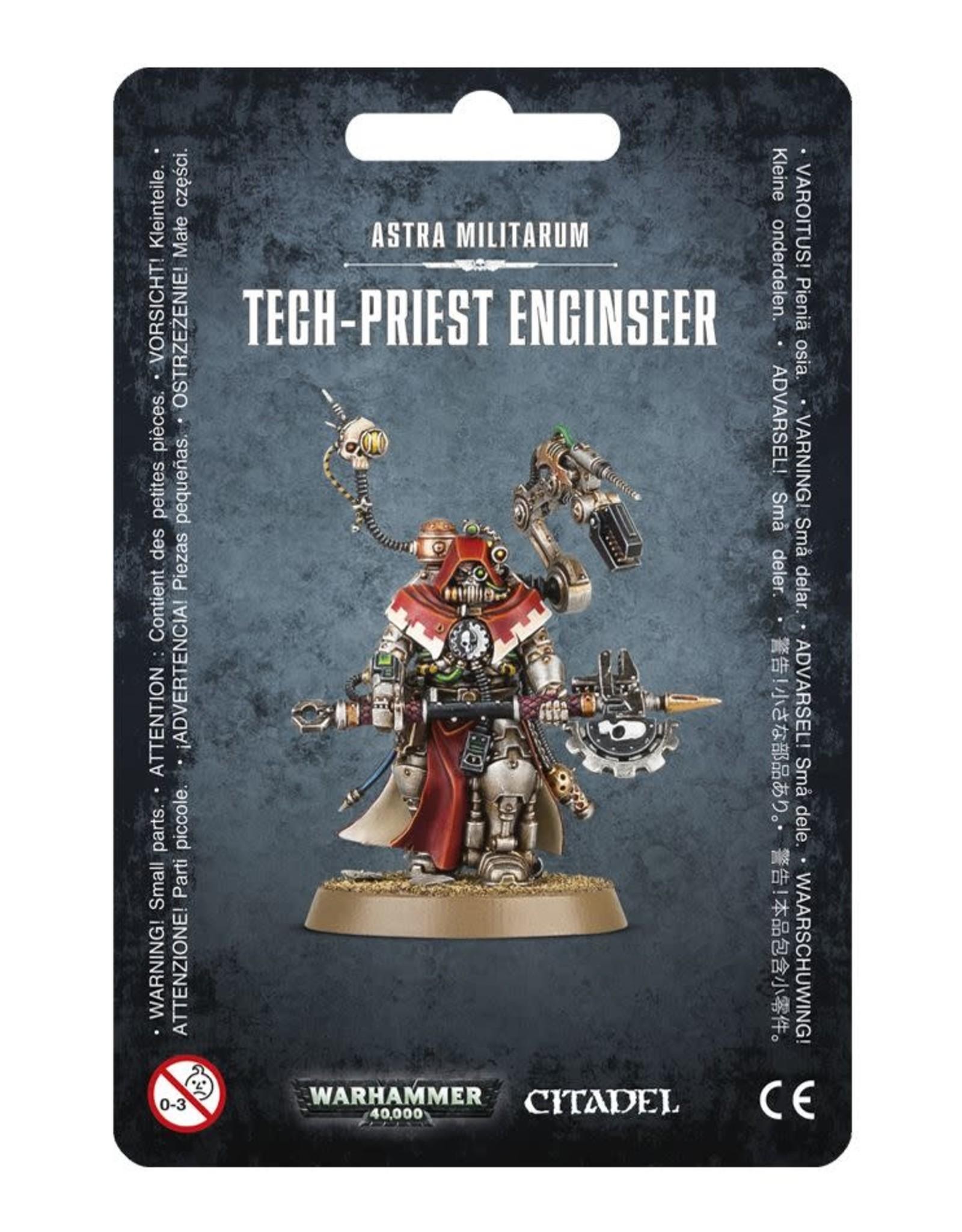 Warhammer 40K Tech-Priest Engineseer