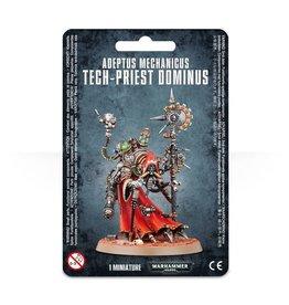 Warhammer 40K Adeptus Mechanicus Tech-Priest Dominus