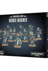 Warhammer 40K Thousand Sons Rubric Marines