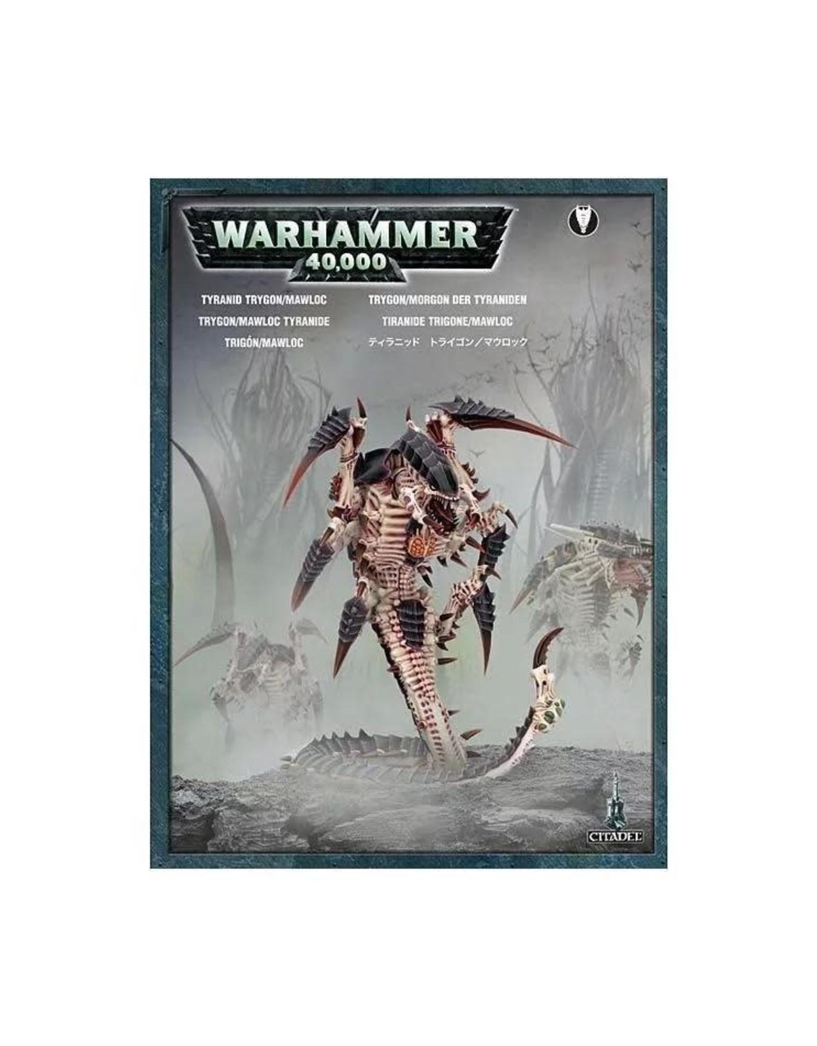 Warhammer 40K Tyranid Trygon / Mawloc