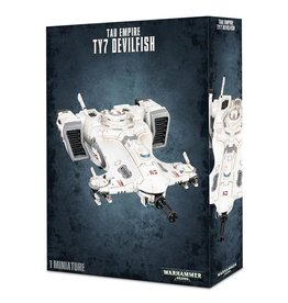 Warhammer 40K Tau Empire TY7 Devilfish