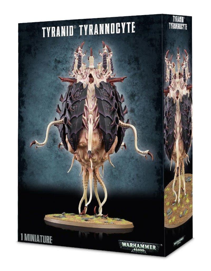 Warhammer 40K Tyranid Tyrannocyte/Sporocyst