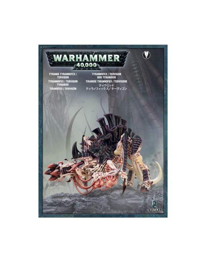 Warhammer 40K Tyranid Tyrannofex / Tervigon