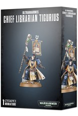 Warhammer 40K Ultramarines Chief Librarian Tigurius