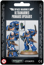 Warhammer 40K Ultramarines Primaris Upgrades