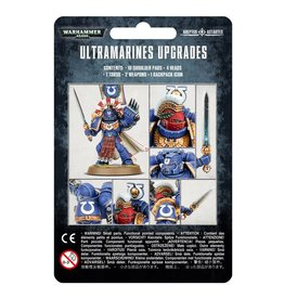 Warhammer 40K Ultramarines Upgrade Pack