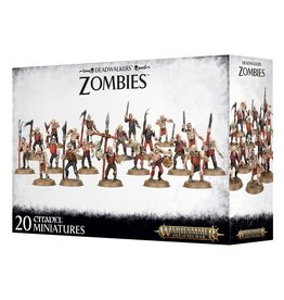 Age of Sigmar Deadwalkers Zombies