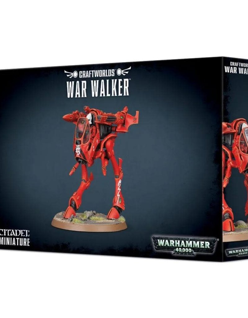 Warhammer 40K Craftworlds War Walker