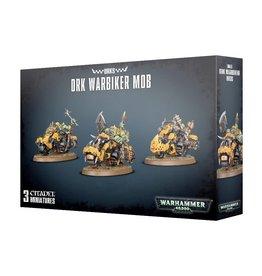 Warhammer 40K Ork Warbiker Mob