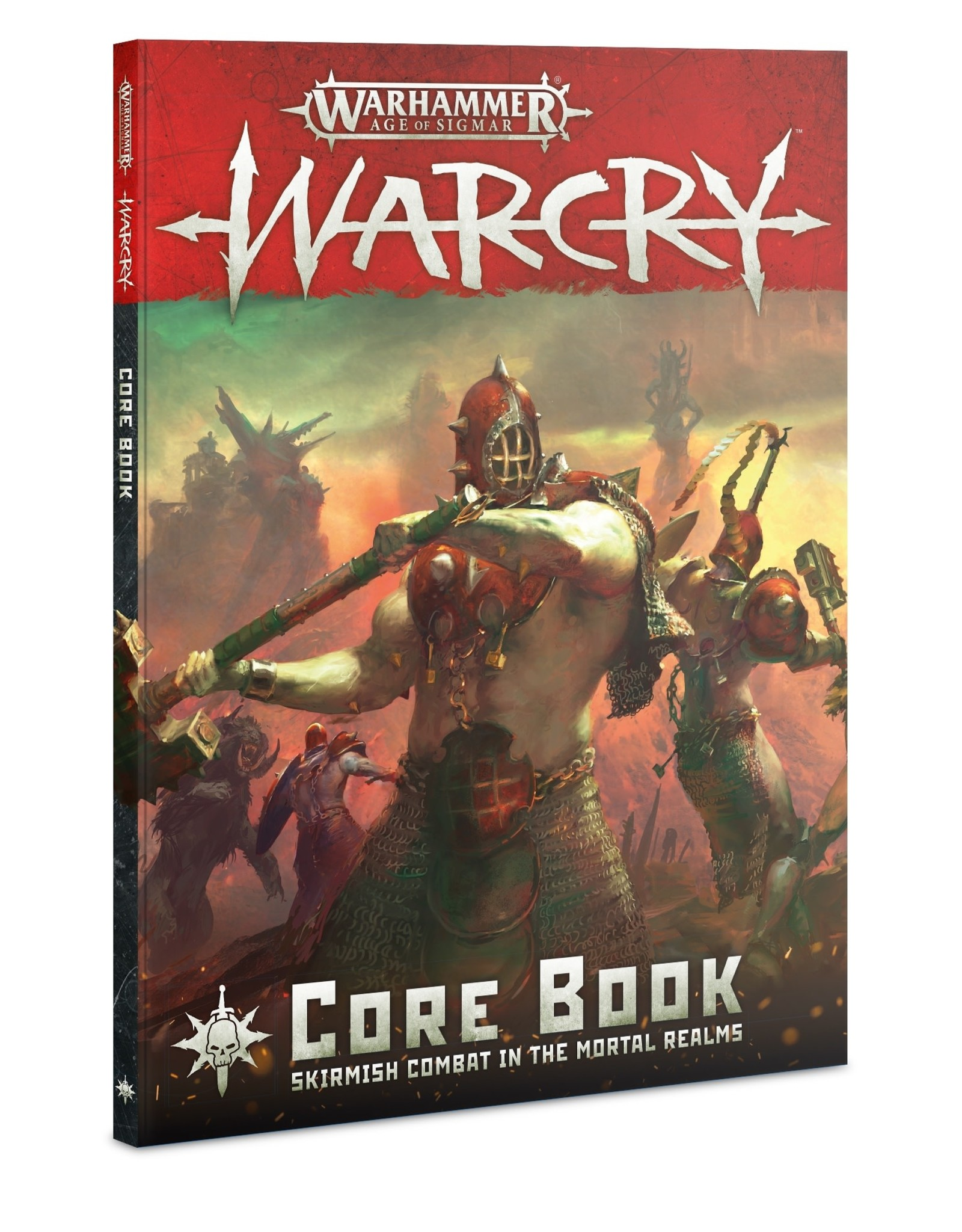 WarCry Warcry Core Rulebook